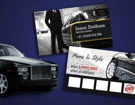 #21 for Business Card - Private Driver by sami24x7