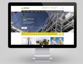Nro 13 kilpailuun vevey architecte web template käyttäjältä thonnymalta