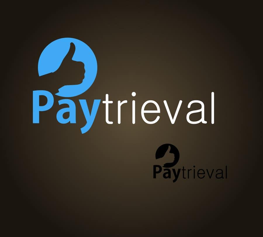 Bài tham dự cuộc thi #                                        17                                      cho                                         Design a Logo for Paytrieval (Timesheet entering and Payslip checking app)