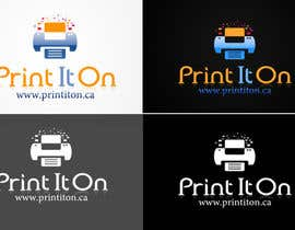 #293 for Design a Logo for a Printing company by shrish02