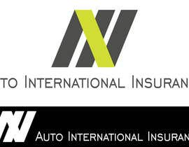 #91 untuk Design a Logo for Auto Insurance/Tag Agency Office oleh MadaU