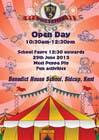 Graphic Design Kilpailutyö #10 kilpailuun Design a Flyer for School Open Day
