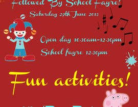 jessieg121 tarafından Design a Flyer for School Open Day için no 20
