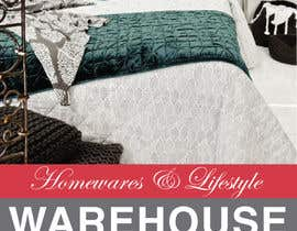 puzzle0007 tarafından Design a Flyer for Homewares Warehouse Sale için no 2