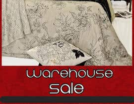 racain09 tarafından Design a Flyer for Homewares Warehouse Sale için no 17