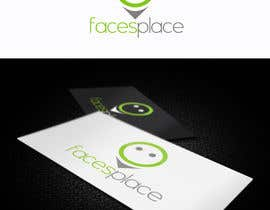 #148 para Design a Logo for facesplace por grafixsoul