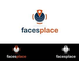 #145 para Design a Logo for facesplace por airbrusheskid