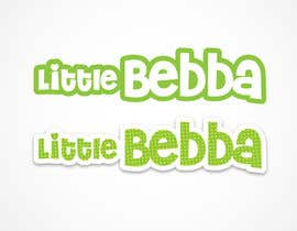 nº 175 pour Logo Design for Little Bebba par Bluem00n