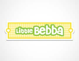 nº 177 pour Logo Design for Little Bebba par Bluem00n