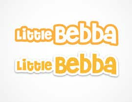 nº 176 pour Logo Design for Little Bebba par Bluem00n