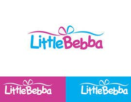 nº 102 pour Logo Design for Little Bebba par ivandacanay