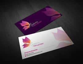 #10 for Design a Business Card for Women's Empowerment Speaker by ConceptFactory