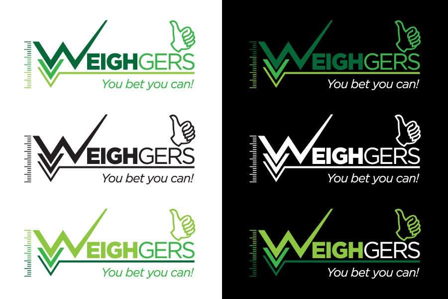 Penyertaan Peraduan #23 untuk Logo Design for Weighgers