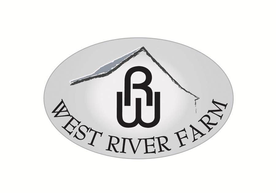 Penyertaan Peraduan #31 untuk Ranch Brand / Logo Design
