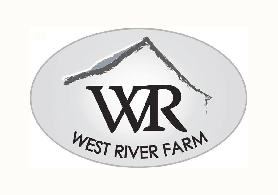 Penyertaan Peraduan #53 untuk Ranch Brand / Logo Design