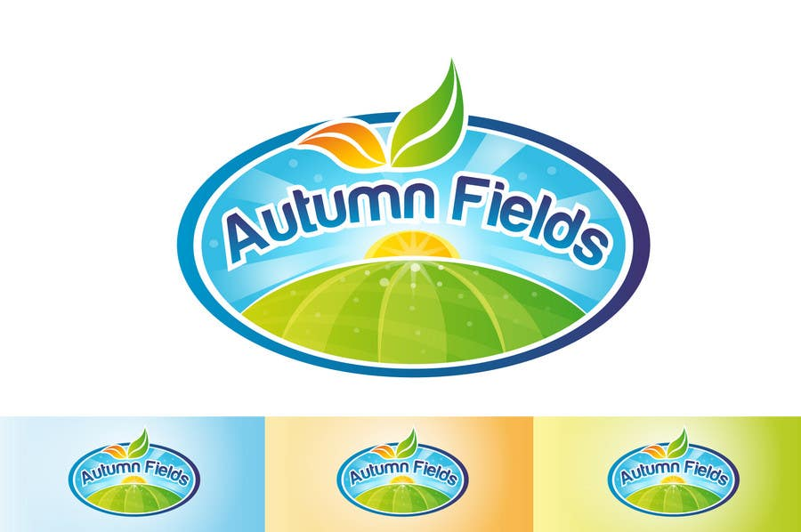 Contest Entry #                                        77                                      for                                         Logo Design for brand name 'Autumn Fields'