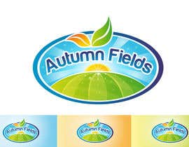 #77 for Logo Design for brand name 'Autumn Fields' af Grupof5
