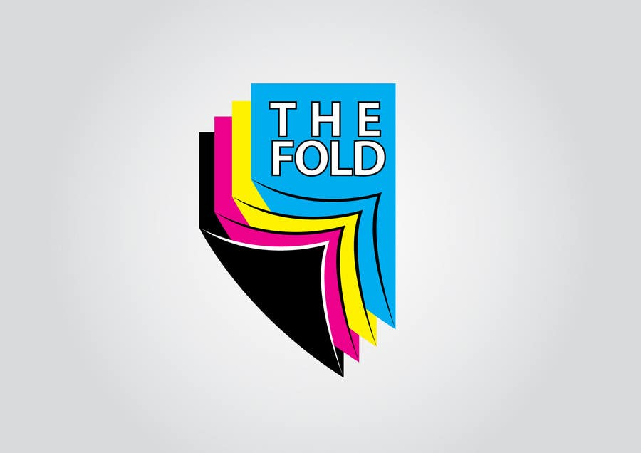 #119 for Design a Logo for The Fold (a Print Studio) by PetaSmart
