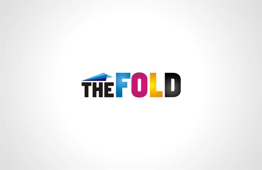 #196 for Design a Logo for The Fold (a Print Studio) by nomi2009