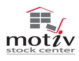 #154 para Design a Logo for Motiv Stock Center por EmiG