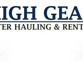 #52 for Redesign/revisualization of the current Logo for High Gear Water Hauling & Rentals af paulgillion