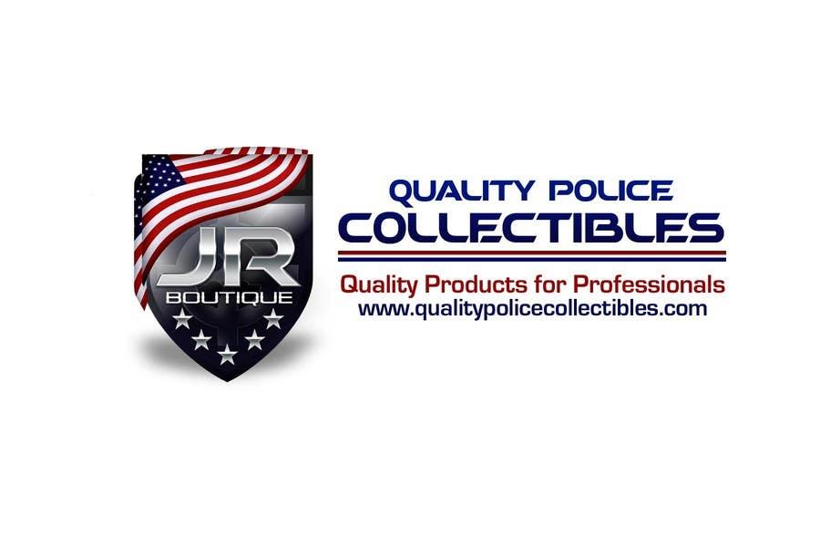 Bài tham dự cuộc thi #                                        25                                      cho                                         Design a Logo for qualitypolicecollectibles.com