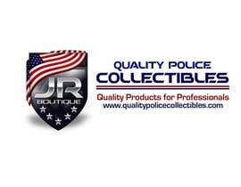nº 25 pour Design a Logo for qualitypolicecollectibles.com par zetabyte