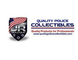 #42 for Design a Logo for qualitypolicecollectibles.com af zetabyte