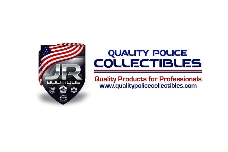 Bài tham dự cuộc thi #                                        68                                      cho                                         Design a Logo for qualitypolicecollectibles.com