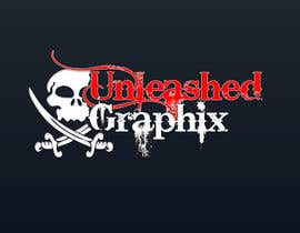 #58 for Design a Logo for Unleashed Graphix by shipbuysale