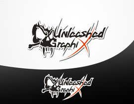 #74 for Design a Logo for Unleashed Graphix by cornelee