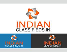 #142 untuk Website Logo required for IndianClassifieds.in - Urgent! oleh Don67