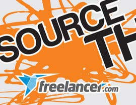 "#74 for Logo Design for Want a sticker designed for Freelancer.com ""Outsource this!"" af WinchesterLyon"