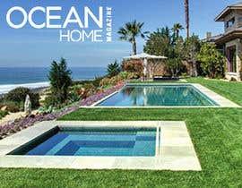 #60 for Design a Banner for Ocean Home Magazine online. www.oceanhomemag.com af taraskhlian