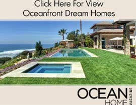 #65 for Design a Banner for Ocean Home Magazine online. www.oceanhomemag.com by pureprofession