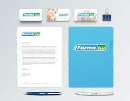 touceiro92 tarafından Diseñar un logotipo y tarjetas de presentacion para FarmaPiel için no 13
