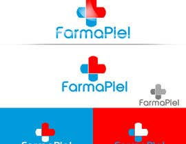 #32 cho Diseñar un logotipo y tarjetas de presentacion para FarmaPiel bởi elihesert