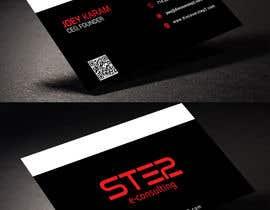 Nro 158 kilpailuun Business Card Design SEXY käyttäjältä rahabikhan