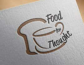 "#31 untuk Design a Logo for ""Food for Thought"" oleh jdmlnt"
