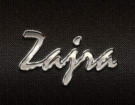 "#83 for Design Name / Letters of the company ""zajra"" af abdulrahman053"