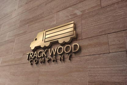 #61 cho Design a Logo for Track-Wood Company bởi shanzaedesigns