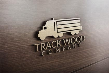 #65 cho Design a Logo for Track-Wood Company bởi shanzaedesigns