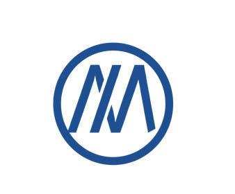 Nro 381 kilpailuun Design a Logo for NM käyttäjältä zameerkharal