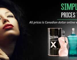 #24 cho Design a Banner for a perfume store bởi majasdigital