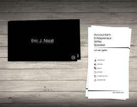 #25 cho Design modern/sleek business cards bởi zardzewiaua
