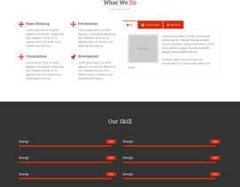#22 for Design a Website Template af hossamshahen