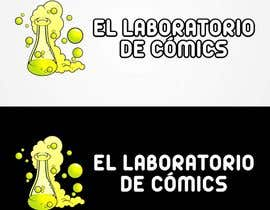 #12 for Comic books publishing company logo af Hayesnch