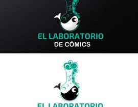 hicherazza tarafından Comic books publishing company logo için no 33