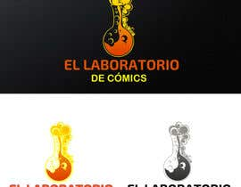#34 for Comic books publishing company logo af hicherazza
