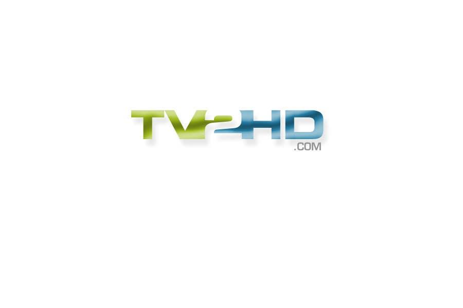 Proposition n°11 du concours Design a Logo for my tv2hd.com